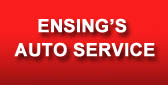 Ensing's Auto Service - Free printable Auto Repair coupons Dorr Michigan