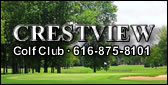 Crestview Golf Club - Free printable  coupons Zeeland Michigan