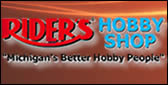 Rider's Hobby Shop - Free printable Shopping coupons  Michigan