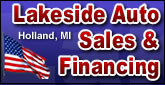 Lakeside Auto Sales & Financing Inc. - Free printable Used Auto Sales coupons Holland Michigan