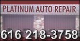 Platinum Auto Repair - Free printable Auto Repair coupons Plainwell Michigan