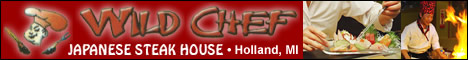 Wild Chef Japanese Steakhouse Coupons Deals Specials Holland MI | SuperSavings.com