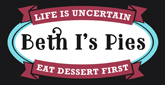 Beth I's Pies - Free printable  coupons Montague Michigan