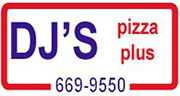 DJ's Pizza - Free printable  coupons Hudsonville Michigan