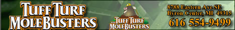 Tuff Turf Mole Busters Coupons Deals Specials Byron Center MI | SuperSavings.com