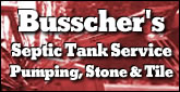 Busschers Septic - Free printable  coupons Holland Michigan