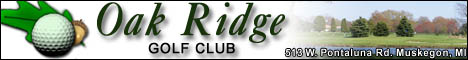 Oak Ridge Golf Club Coupons Deals Specials Muskegon MI | SuperSavings.com