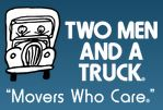 Two Men and a Truck - Free printable  coupons Holland Michigan