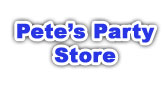 Pete's and Repete's Party Stores - Free printable Party Stores coupons Holland Michigan