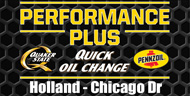 Performace Plus Quick Oil Change Holland Chicago Dr - Free printable  coupons Holland Michigan