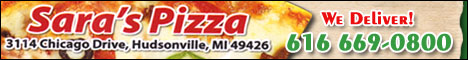 Sara's Pizza Coupons Deals Specials Hudsonville MI | SuperSavings.com