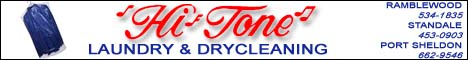 Hi Tone Laundry & Dry Cleaning Coupons Deals Specials Jenison MI | SuperSavings.com