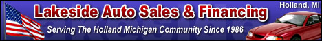Lakeside Auto Sales & Financing Inc. Coupons Deals Specials Holland MI | SuperSavings.com