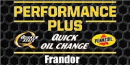 Performace Plus Quick Oil Change Lansing - Free printable Oil Change coupons  Michigan