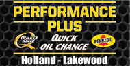 Performace Plus Quick Oil Change Holland Lakewood Blvd - Free printable  coupons Holland Michigan